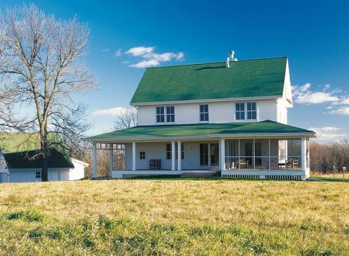 New England Style Homebuilding Renovating