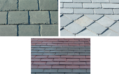 Roof Coverings: Slate