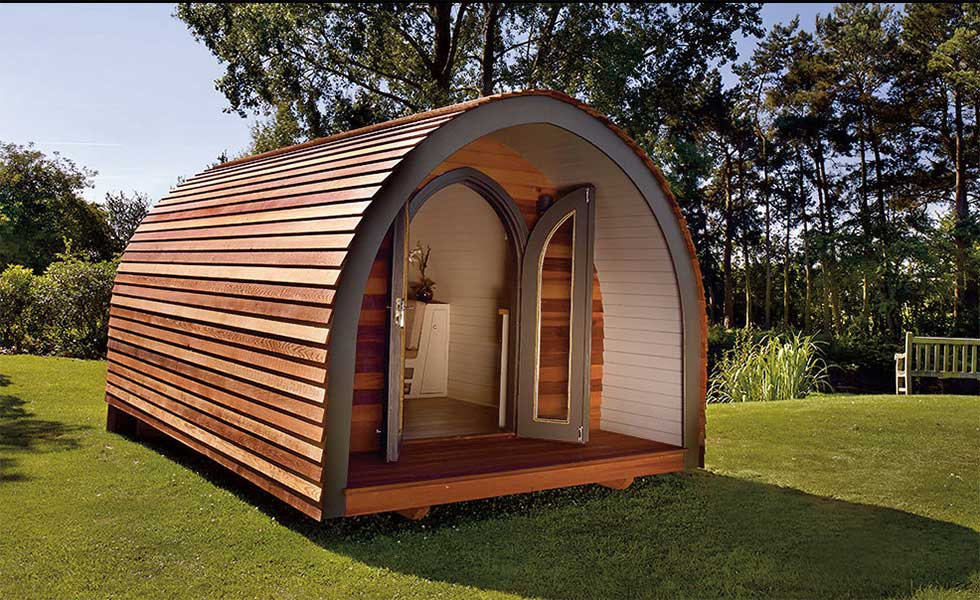 How To Add A Garden Office Homebuilding amp Renovating