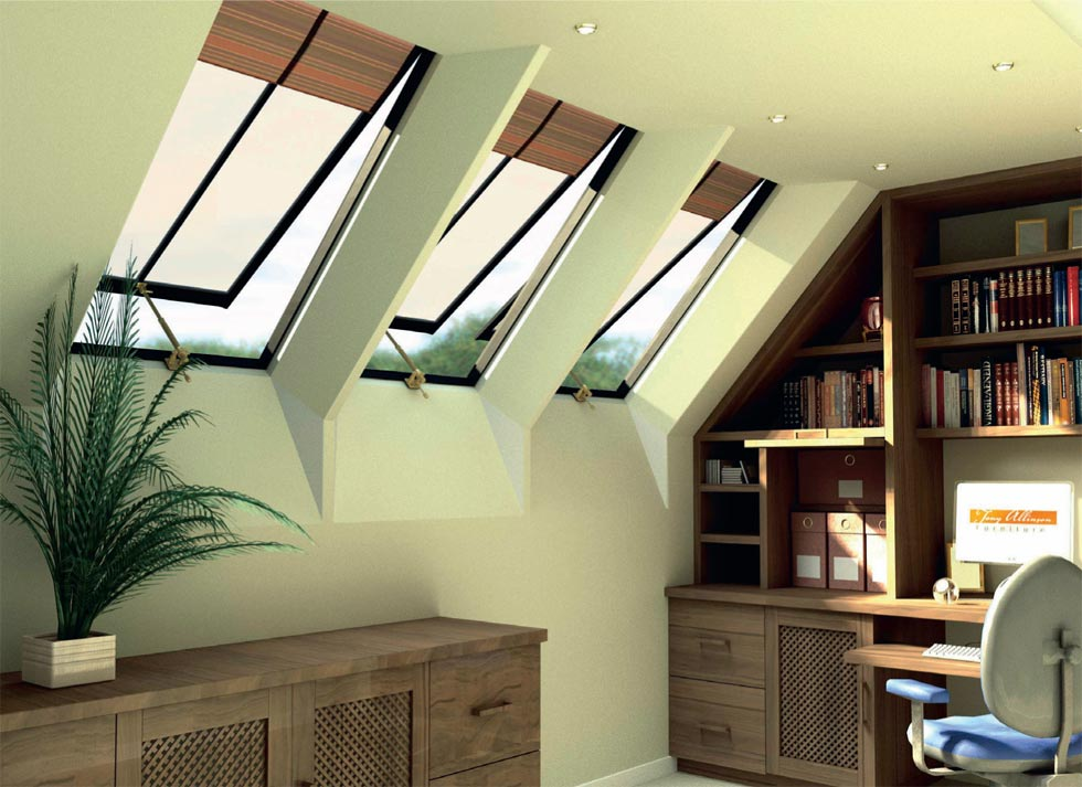 Room in the roof