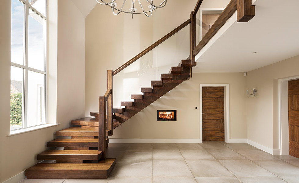 Beautiful Designing A New Staircase
