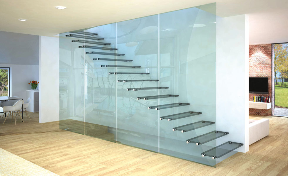 Glass Staircase Aalco