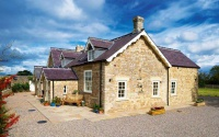 A converted extended Victorian schoolhouse