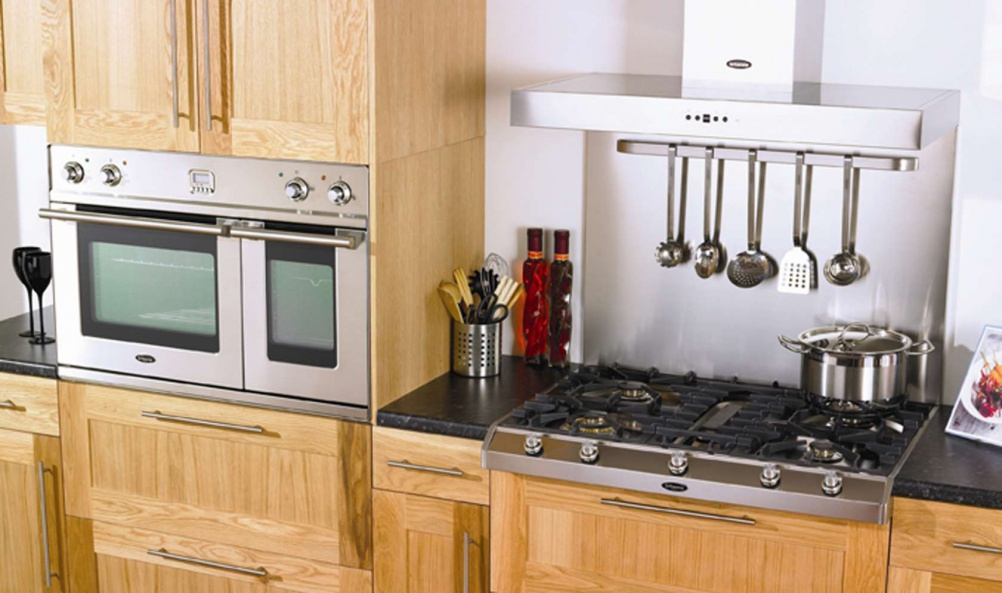 Britannia's Sigma 90cm range configuration oven