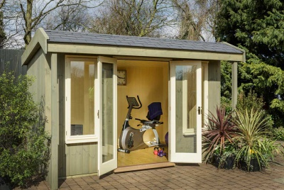Summerhouse Gym