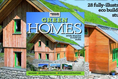 Green Homes Book