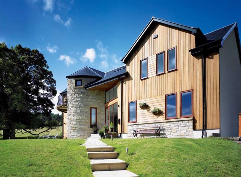 Photograph of Hi-spec contemporary home