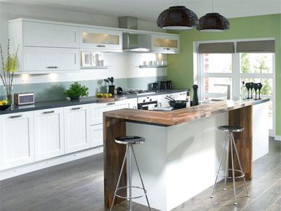 Kitchen units homebuilding renovating for Kitchen bridging units 600mm