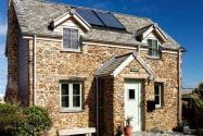 stunning custom build eco cottage