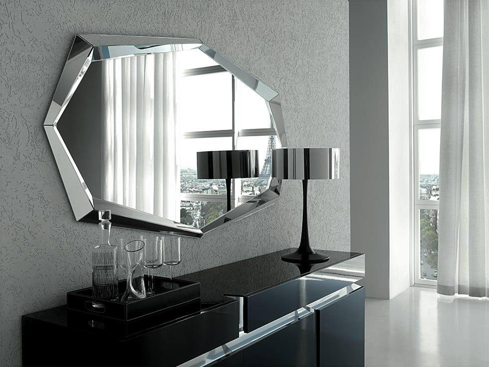 iq furniture Emerald Mirror