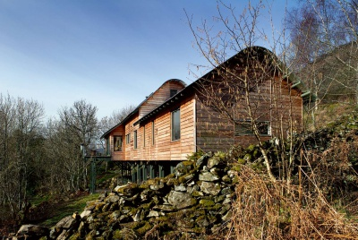 A Hillside Home in Perthshire