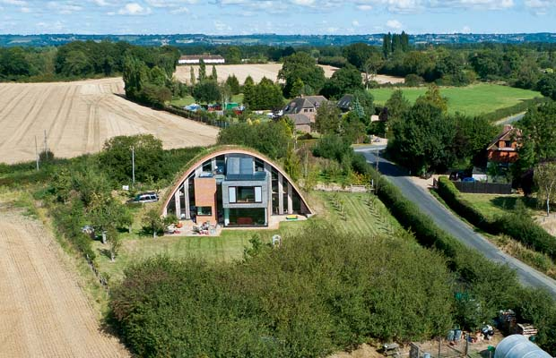 Crossways, by Hawkes Architecture. Kent