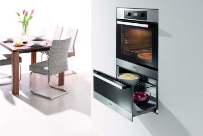 Miele's Culinart H5247 BP oven