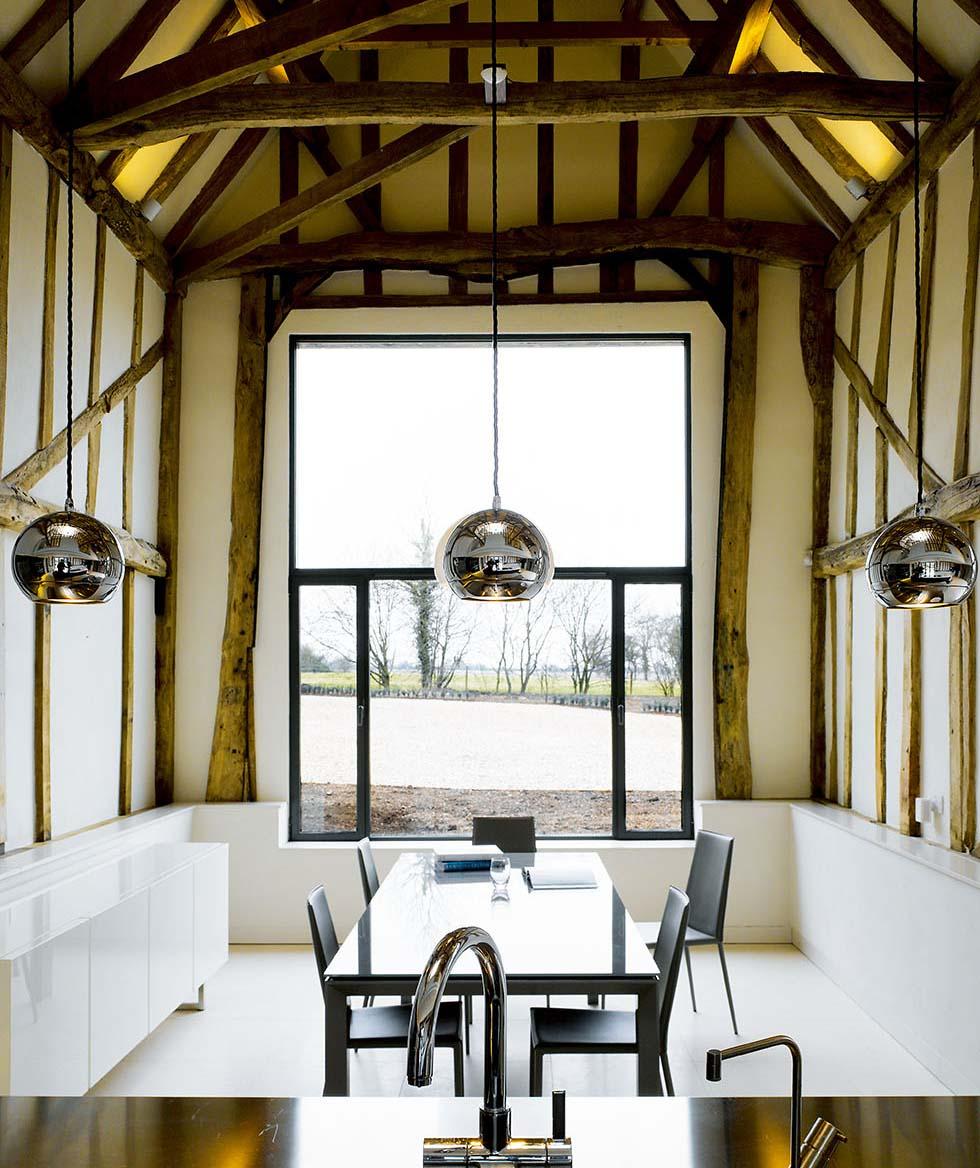 Chantry Barn Dining Room