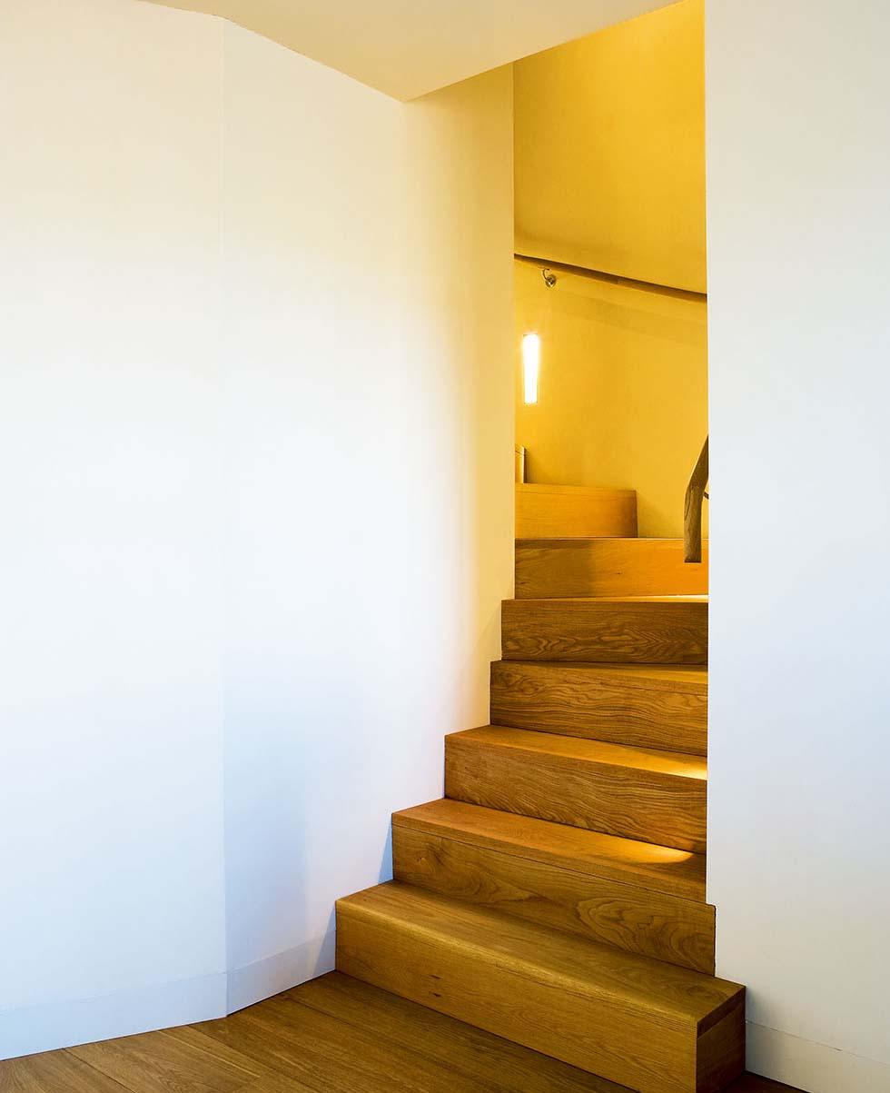 Chantry Barn Staircase