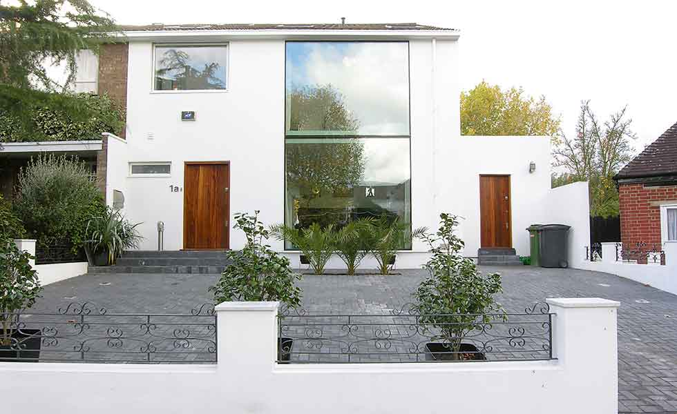 20 things you can do without planning permission for Redesign the outside of your home