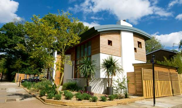 Example of property with successful planning permission