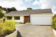 A remodelled Modernist bungalow