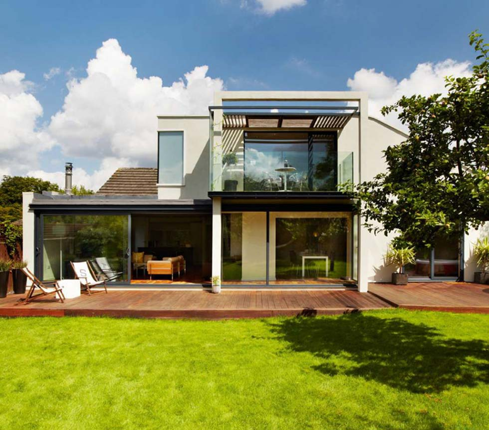 Design Your Own Home Extension: Homebuilding & Renovating