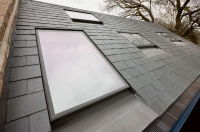 The Rooflight Company's low-profile Neo™ rooflight
