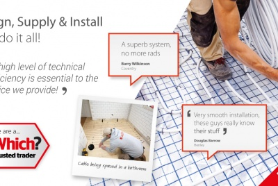 Hassle Free Installation