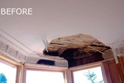 Repairing Old Ceilings Homebuilding Renovating