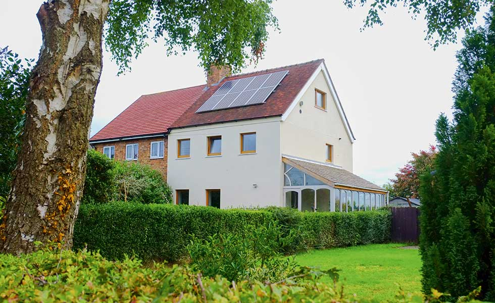 This EnerPHit project has gone above and beyond to achieve full Passivhaus certification