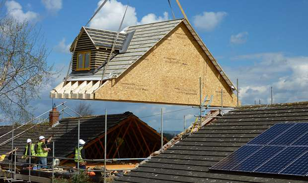Loft Conversions For Difficult Roof Constructions
