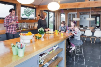 How to design a family house