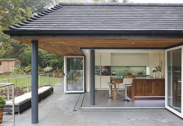 A Garden Kitchen Homebuilding Amp Renovating