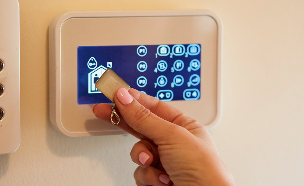 ACT Excel wireless alarm control