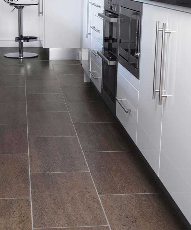 luxury vinyl tile from Signature Range