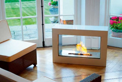 Magma Bioethanol Fire from Living It Up