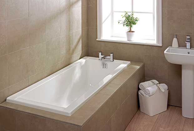 Sanitaryware Built In Or Freestanding Homebuilding