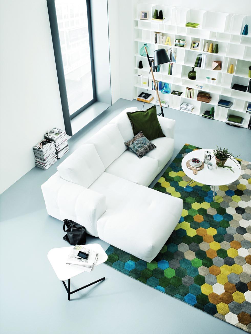 BoConcept Kaleidoscope rug