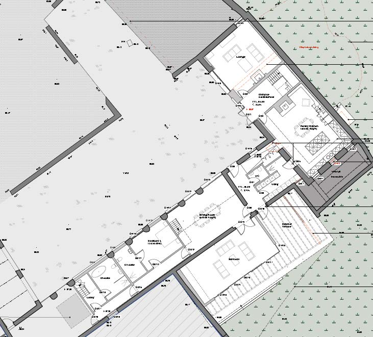 Baddeley ground floor plan