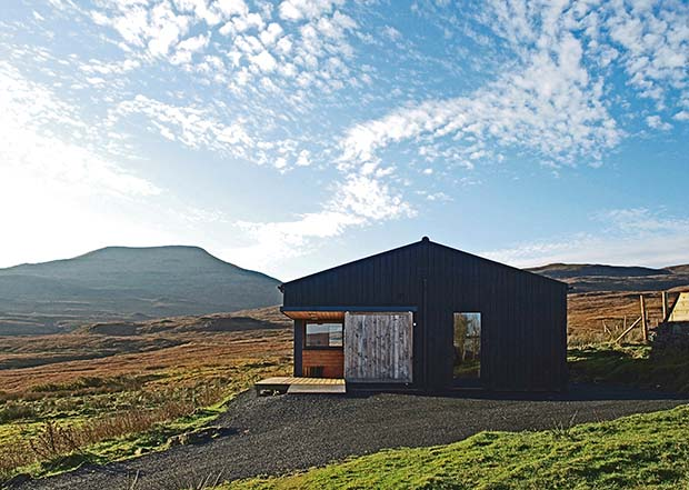The Black Shed by Rural Design