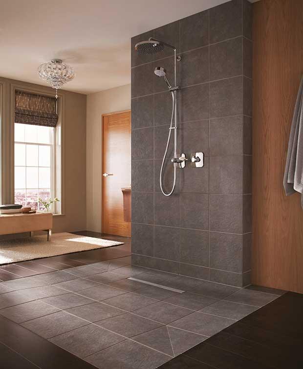 Mira Adept BRD Mixer Shower