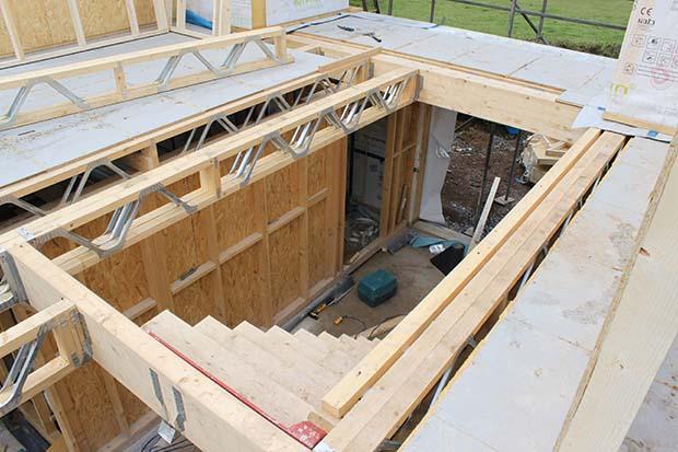 Timber Frames Insulation And Airtightness Homebuilding