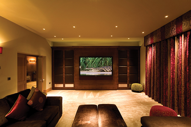 Creating A Home Cinema Homebuilding Amp Renovating