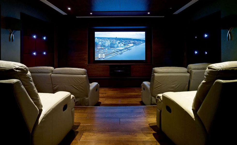 Incroyable Creating A Home Cinema