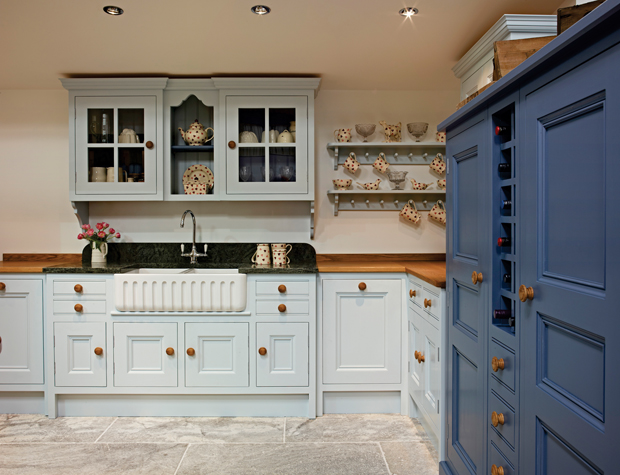 Churchwood kitchen fitting for goodwill awards