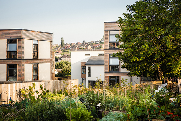 Lilac is a co-housing project in Leeds