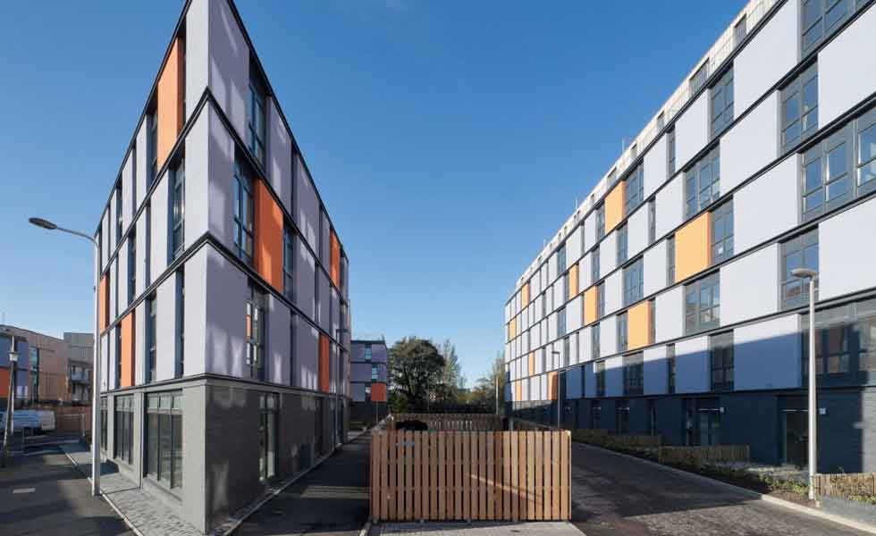 Edinburgh office development using a LoadTracker CHP unit