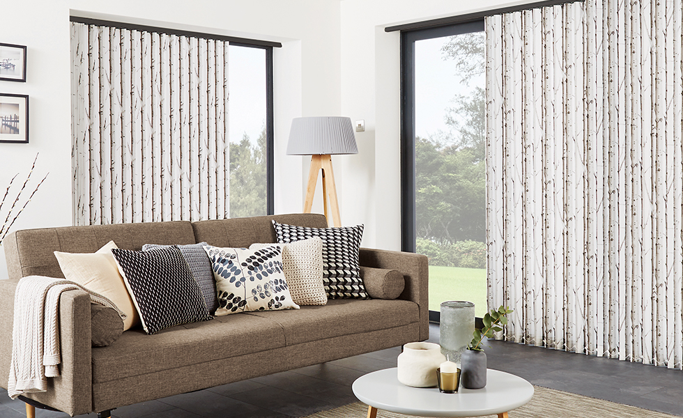 vertical blinds louvolite