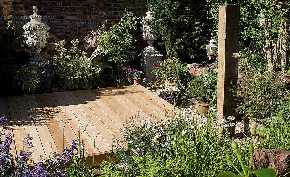 Silva Timber Products' western red cedar