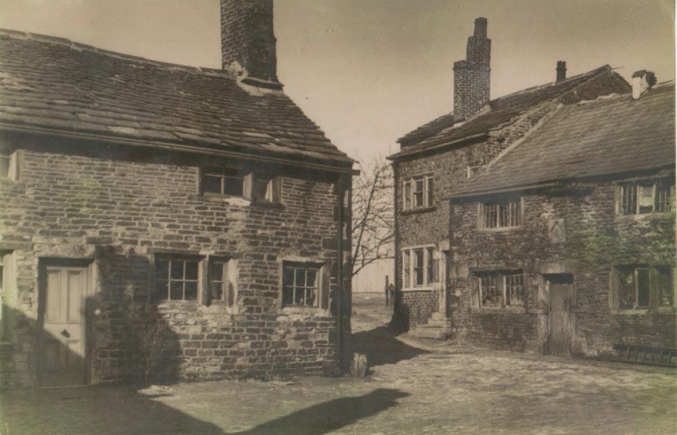 The farming village of Royley