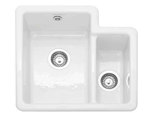 The Paladin ceramic sink from Caple