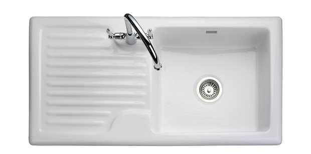 Rangemaster's Rustique inset sink