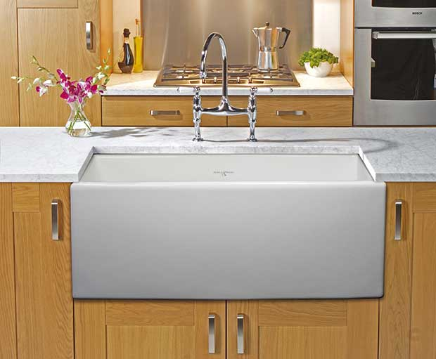 Ceramic Sinks | Homebuilding & Renovating